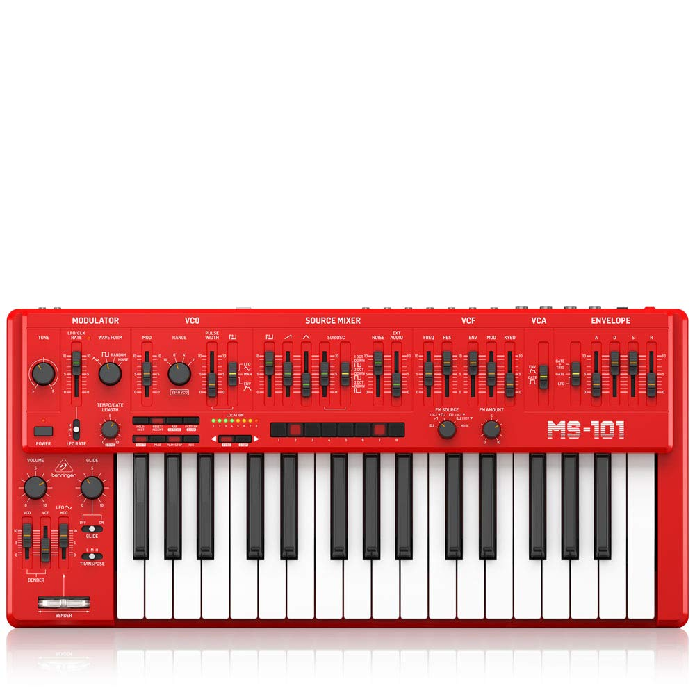 Behringer Synthesizer (MS1RD) by Behringer