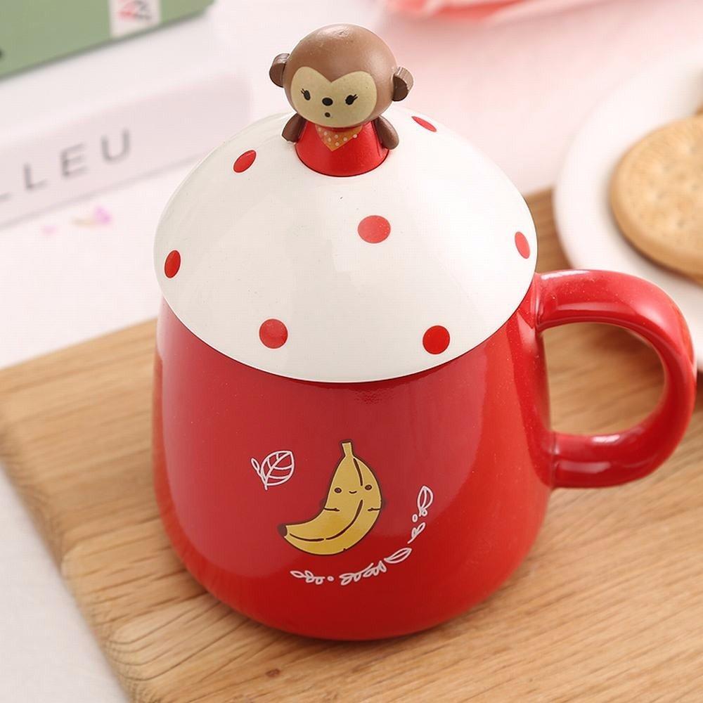 WU-Mug La taza de café taza taza de agua taza de cerámica ...