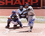 #8: Josh Harrison Autographed Photograph - 8x10 W coa - Autographed MLB Photos