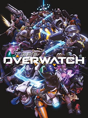 The Art of Overwatch cover