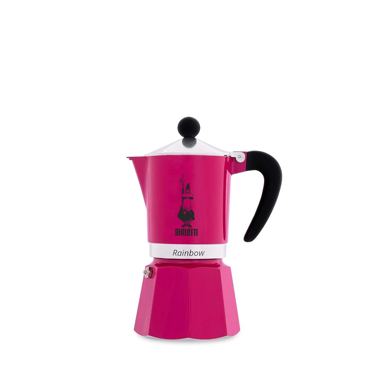Bodum Rainbow - Cafetera exprés para cocinas - Fucsia - 3 tazas ...