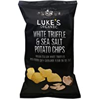 Luke's Organic White Truffle and Sea Salt Potato Chips, 113g