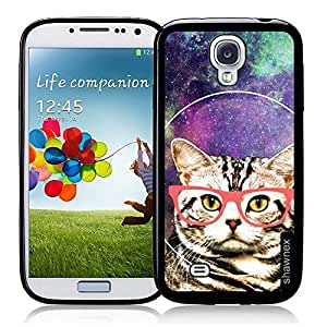 Springink Hipster Weiner Dog Music Thinshell Case Protective S4 Case