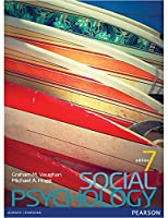 Social Psychology, 7th edition Front Cover