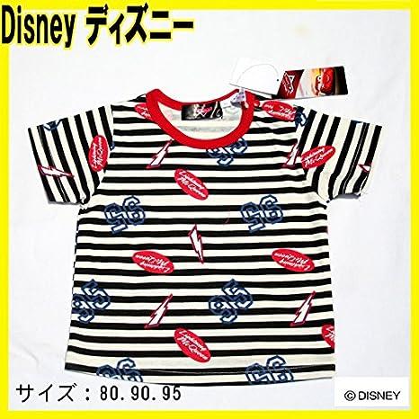 29fa152b84b03 Amazon.co.jp: Disney(ディズニー) ディズニー ベビー服 子供服 福袋 サイズ80 80サイズ 男の子 Tシャツ 福袋2