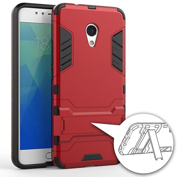 4 opinioni per German Tech Cool Shield–Custodia ibrida per Meizu M5S
