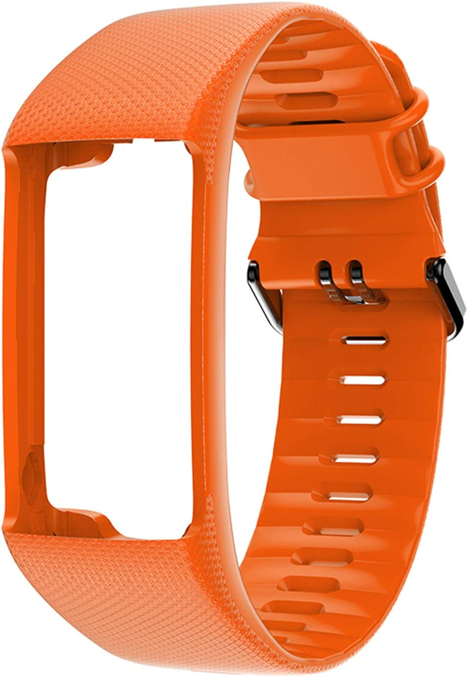 VVXXMO Correa de repuesto original de silicona, correa de reloj deportivo inteligente, adecuada para Polar A360 A370