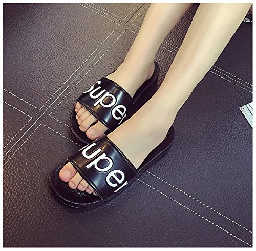 Womens Summer Slippers Sandals Slide White Hanxue Z1d8qx1