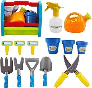 1111 Outillage De Jardin Pour Enfants Brouette En M/étal Small Foot Company