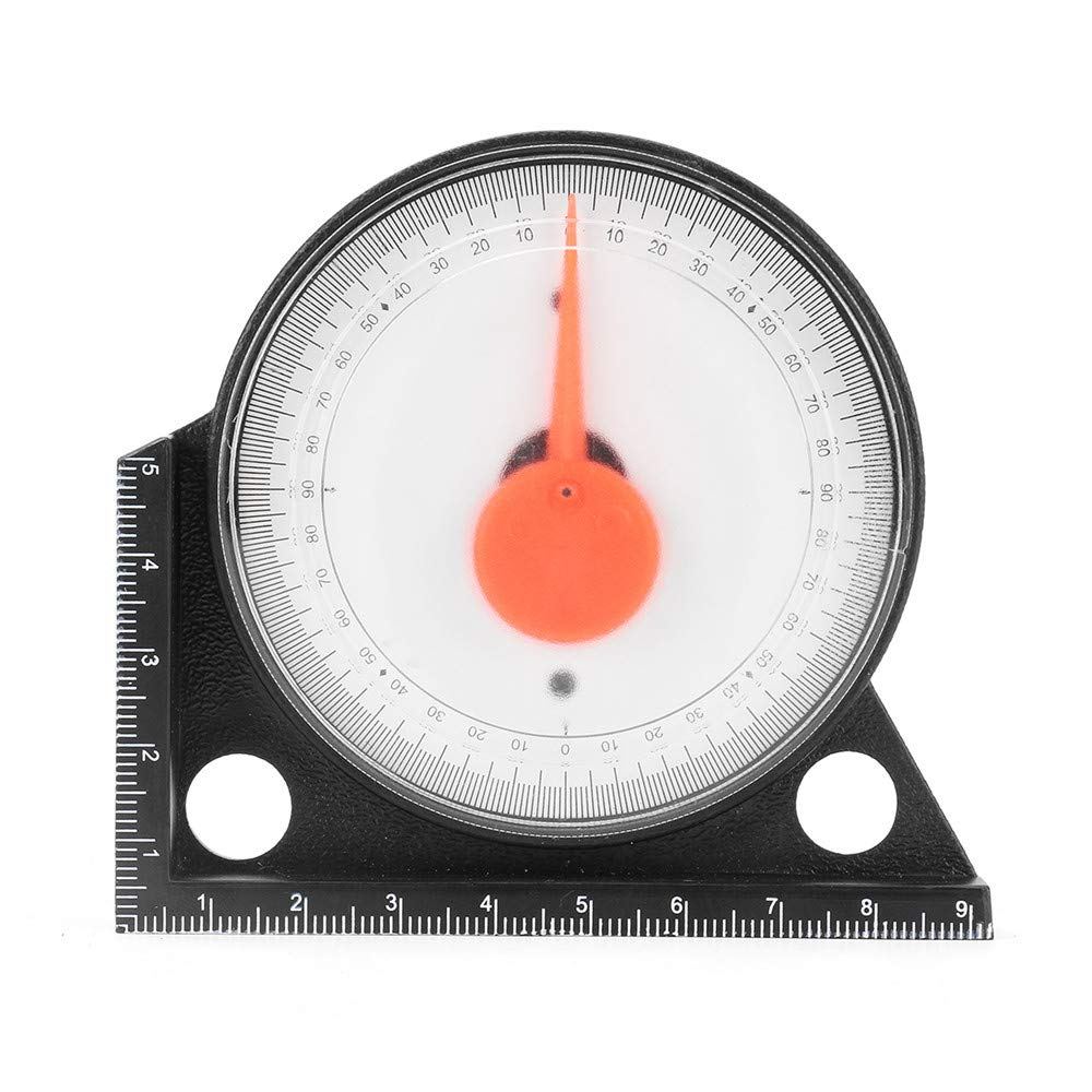 Angle Locator Angle Finder Gauge Slope Inclinometer Protractor