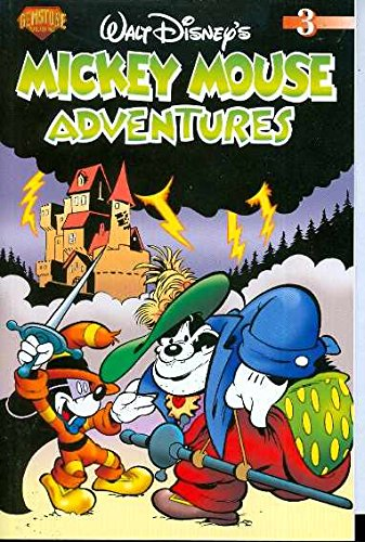 Download Mickey Mouse Adventures Volume 3 (Mickey Mouse Adventures (Graphic Novels)) pdf epub