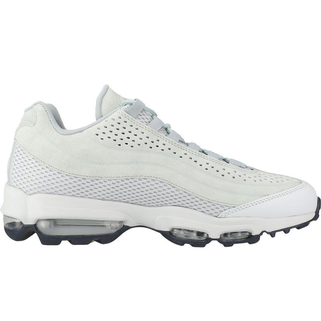 Nike Air Max 95 Ultra Premium Br Mens Light Green Grey Running Trainers