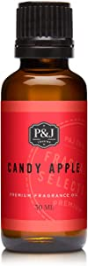 Candy Apple Fragrance Oil - Premium Grade Scented Oil - 30ml
