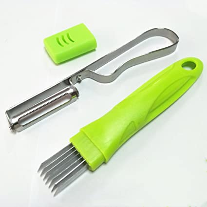 Graters Strong-Willed Onion Vegetable Cutter Slicer Multi Chopper Sharp Scallion Kitchen Knife Shred Tools Slice Cutlery