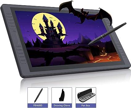 HUION KAMVAS GT-221 Pro Tableta Gráfica con Pantalla, Tableta ...