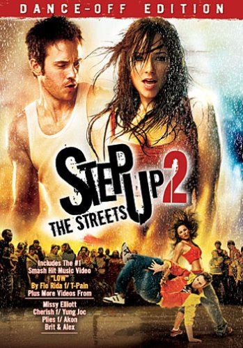 Step Up 2 The - Step Up Movies Box Set