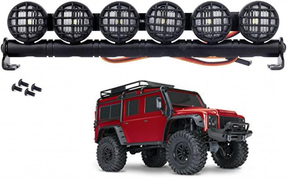 Barra de luces LED para Rastreador RC Traxxas TRX-4 RC4WD D90 ...