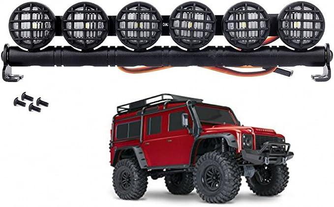 Barra de luces LED para Rastreador RC Traxxas TRX-4 ...