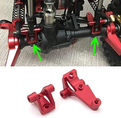 JTAccord RC Racing Heavy Duty aleación de Aluminio Eje ...