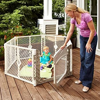 North States Superyard Ultimate Play Yard, Ivory From North States 2