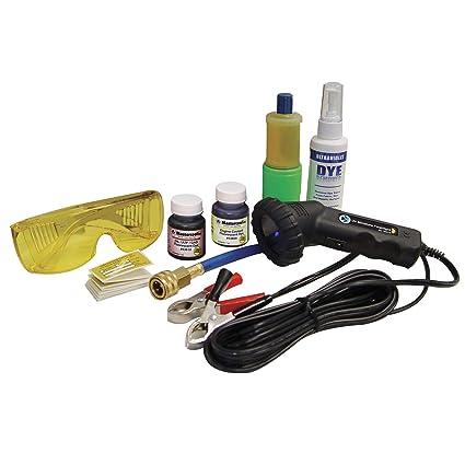amazon com mastercool 53351 b black professional uv leak detector