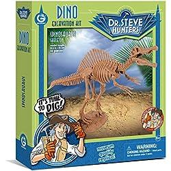 Geoworld Dino Excavation Kit-Spinosaurus Skeleton Science