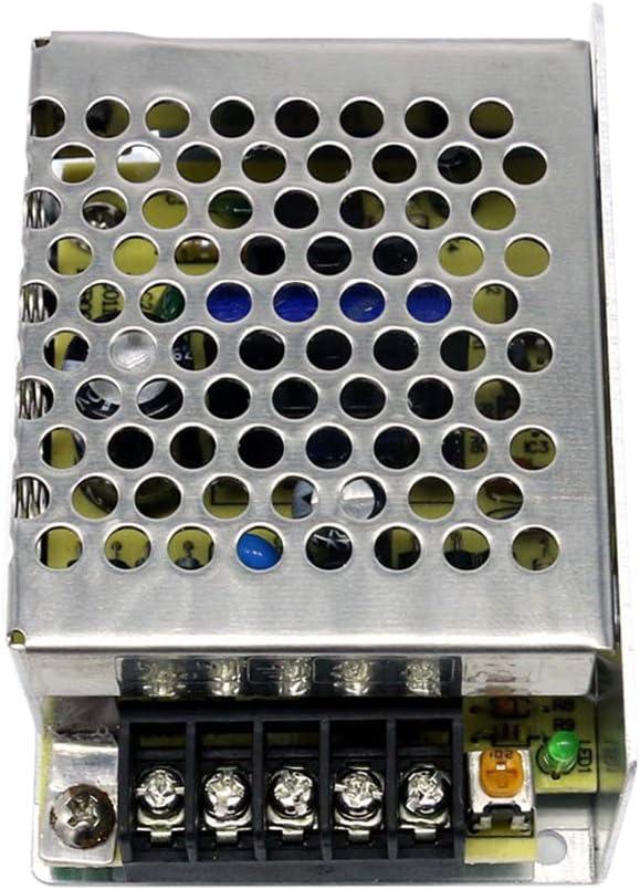 Lepeuxi AC 100-240V /À DC 5V 4A 20W Transformateur de Tension Alimentation de Commutation r/égul/ée Adaptateur Convertisseur pour Bandes Lumi/ère Cam/éra Ordinateur Projet Radio