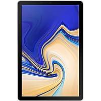 """Samsung Galaxy Tab S4 - Tablet de 10.5"""" WQXGA (Wi-Fi, Procesador Octa-Core Snapdragon 835, 4 GB de RAM, 64 GB de memoria interna, Android 8.1 Oreo); Plateado + S Pen incluido [España]"""