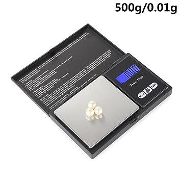 Longay - Báscula de pesaje digital portátil para joyería de ...