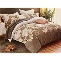 Starstorm-10_3 Pieces King Size Flat Bed Sheet Set - 1 Flat Bedsheet and 2 Pillow Cases (Click above on Starstorm for more designs)