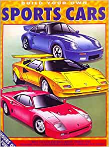 Sports Car (Build Your Own): Pat Doyle: 9781858134680