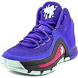 Adidas J Wall 2 Basketball Boy's Gradeschool Shoes Size 6