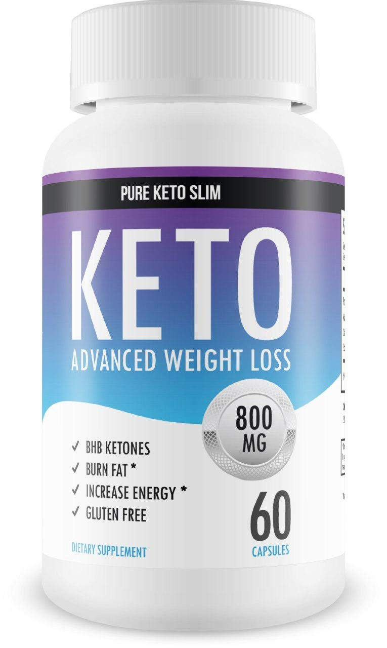 PURE KETO SLIM Keto Pills From Shark Tank