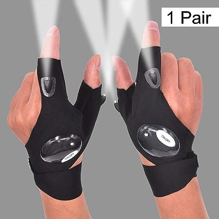 Flashlight Glove