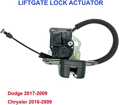 Dorman 746-262 Chrysler//Dodge//Jeep Liftgate Lock Actuator