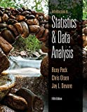 img - for Bundle: Introduction to Statistics and Data Analysis, 5th + Aplia, 2 terms Printed Access Card book / textbook / text book