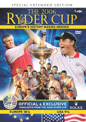 2006 Ryder Cup - The 2006 Ryder Cup - Europe's History-Making Heroes! [Import anglais]