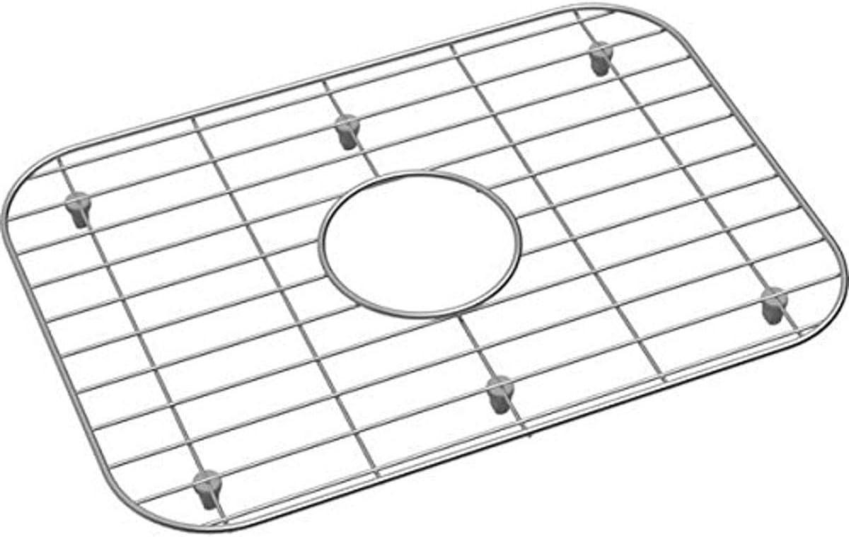 Elkay Gbg2115ss Bottom Grid L 17 1 2 W 12 1 4 H 1 Sink Strainers