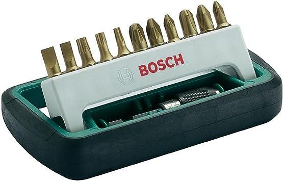 Bosch 2608255990 Set 12 unidades atornillar DIY (12): Amazon.es ...