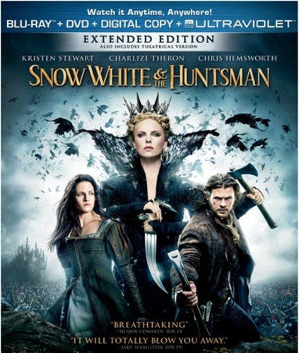 Snow White & the Huntsman [Blu-ray] -
