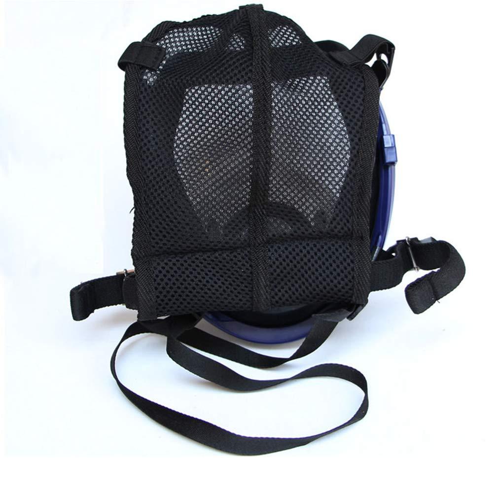 REBUNE 7 In 1 Set Full Face Gas Mask Full Facepiece Respirator For Painting Spraying Protection Tool by REBUNE (Image #6)