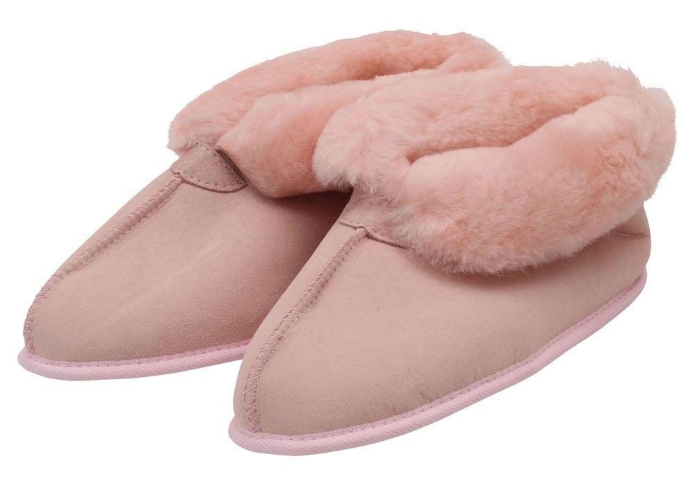 オーストラリアムートンブーツ ピンク M 12-100PK-M B00PASXXBA Medium|ピンク ピンク Medium