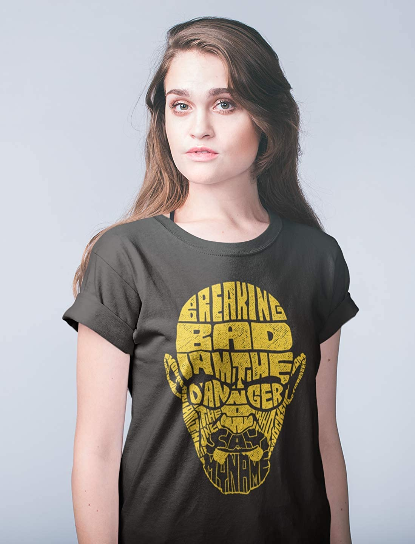 113-Breaking Bad V2 Camisetas La Colmena