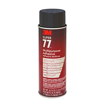 Miler Supply Inc Multipurpose Adhesive Spray