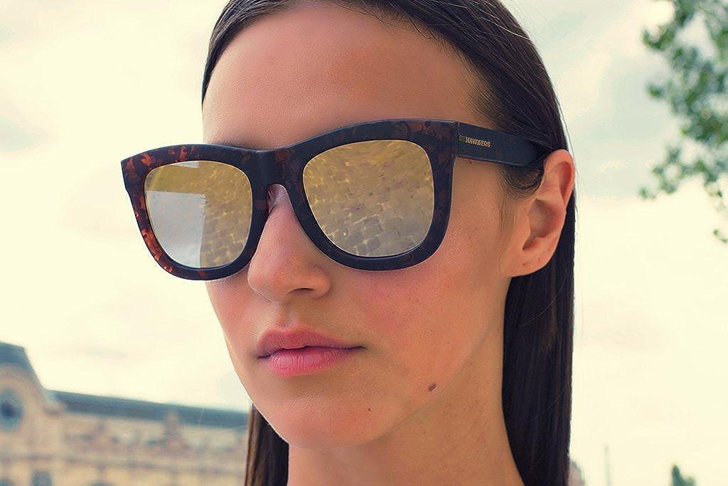 HAWKERS /· NOBU /· Dark Carey /· Gold Grafient /· Herren und Damen Sonnenbrillen