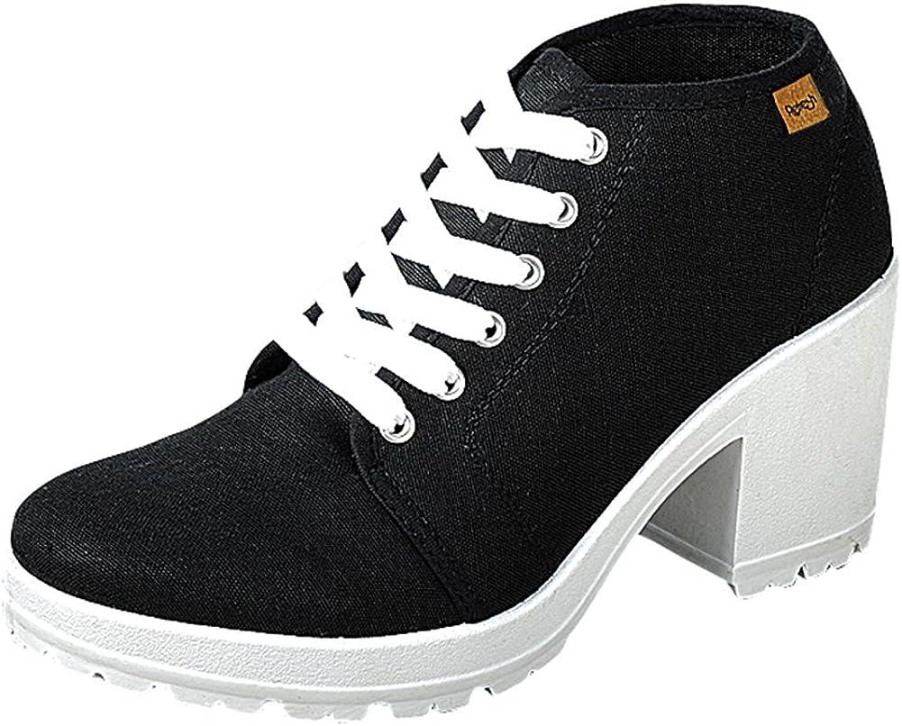 90S Chunky Heels