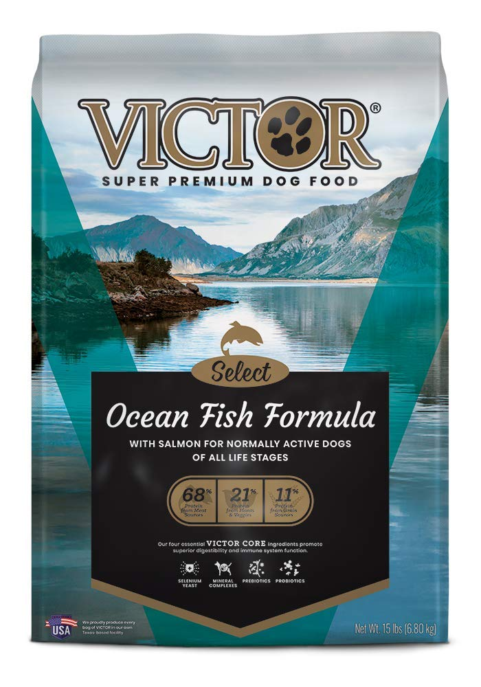 Victor Select – Ocean Fish Formula, Dry Dog Food