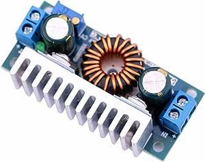 Convertidor de tensión DC DC Boost 6-32V Regulable 6-42V
