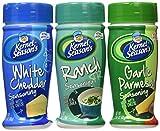 Kernel Season's Popcorn Seasoning Variety Pack of 6 Ranch Parmesan & Garlic and White Cheddar