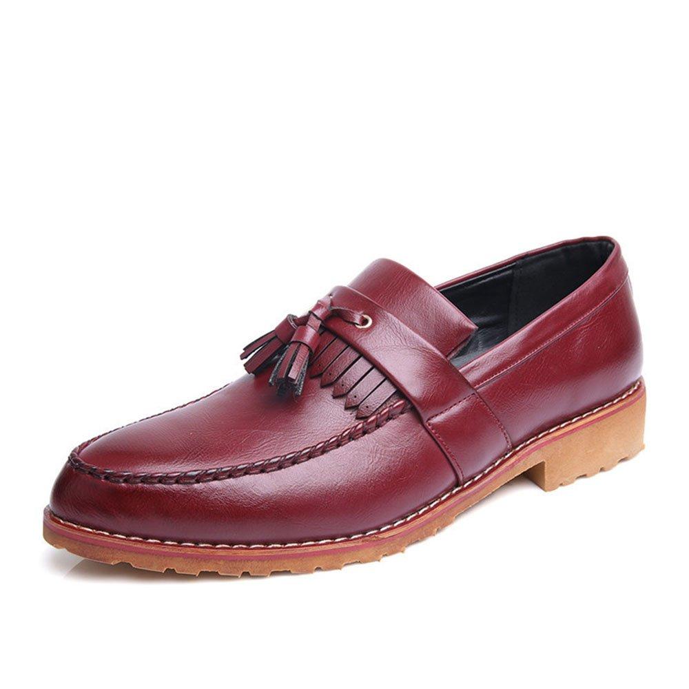 Business Schuhe Set Mktsl Herren Runde Fuß Breathable Jugend Schwarz rCxstQdh